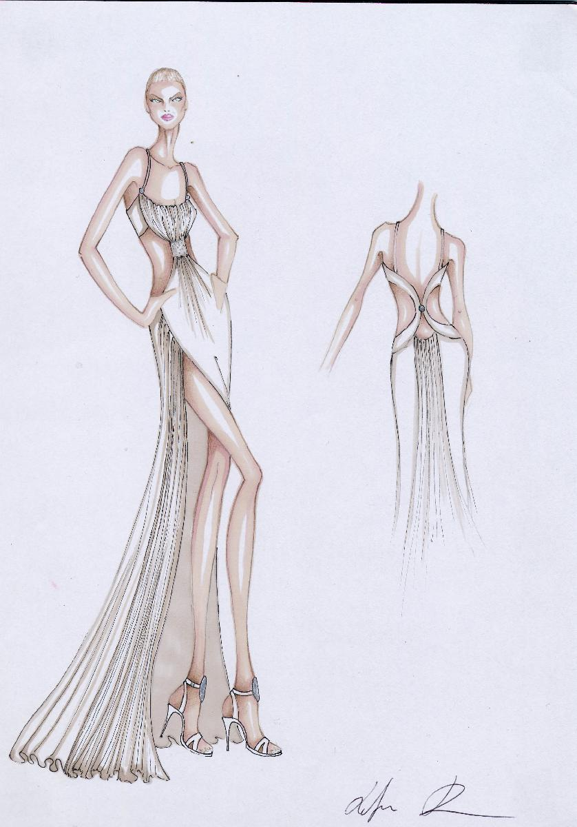 My portfolio sketches daniela laface fashion designer for How to be a fashion designer at 14